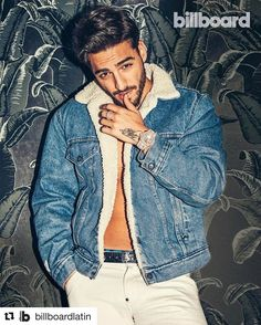 "201.3k Likes, 3,825 Comments - MALUMA (@maluma) on Instagram: ""#Repost @billboardlatin with @repostapp ・・・ Pretty boy  