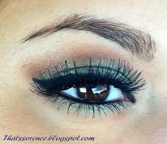 Ideas for Brown Eyes Makeup Step by Step | Green and Brown Makeup Tutorial ~ That's So Renee