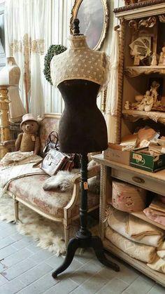 Heerlyck Goed maniqui mueble