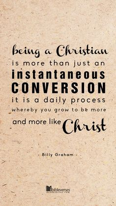 "... And if changes are not made, albeit slowly (but surely), the ""conversion"" is in question. 