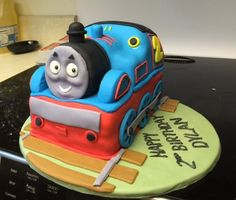 Thomas the tank engine Cake Cookie Tray, Thomas The Tank, Blogging, Engineering, Cookies, Cake, Desserts, Food, Crack Crackers