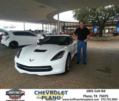 #HappyBirthday to Stace Sewell from Everyone at Huffines Chevrolet Plano!