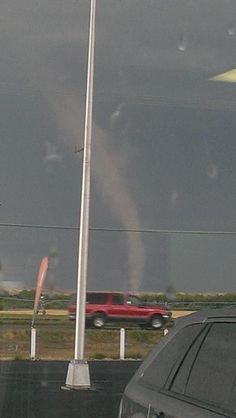 #Tornado #Colorado #La Junta June 17 2013