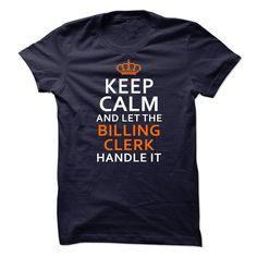 Billing Clerk T-Shirts, Hoodies. VIEW DETAIL ==►…