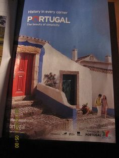 Portugal tourism advertising. Is this the best they can do?