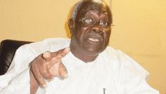 PDPs Bode George Defends Buhari No He Cant Resign Because He Is Sick