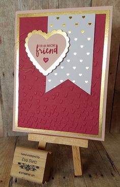 A blog about Stampin' Up! card making and design.