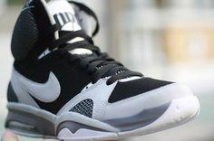 Nike Air Ultra Force 2013   Grey   Black   White