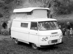 1971 Commer FC 2500 Camper