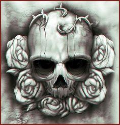 Imagenes para dibujar a lapiz de rosas