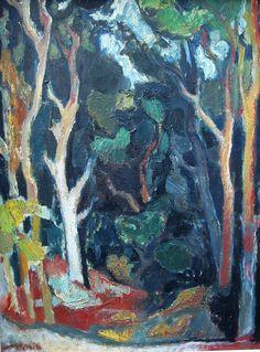 Jaap Min (1914-1987) was een Nederlands expressionistisch schilder. Op aanmoediging van de schilder Matthieu Wiegman begon Jaap Min in 1938 zijn opleiding voor monumentale kunst te Amsterdam[1] onder leiding van de Johannes Hendricus Jurres en Heinrich Campendonk. Vooral door zijn religieuze achtergrond en de beïnvloeding van Campendonk heeft hij veel werken gemaakt voor kerken zoals kruiswegstaties en glas-in-loodramen.