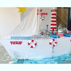 #denizci #sailor#denizciparti #sailorparty #nautical #nauticalparty…