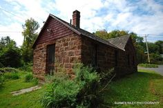 The Old Stone Schoolhouse in Unionville, Farmington, CT.