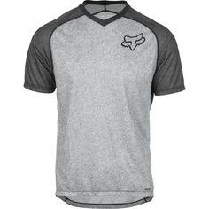 Fox Racing Indicator Limited Edition Jersey - Short Sleeve - Men'sHeather Grey
