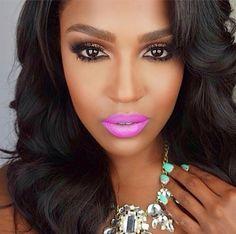 Dèesse Magazine: Best shades of LORAC ALTER EGO LIPSTICK for Dark Skin as seen on MakeupShayla !!!