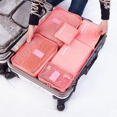 http://www.banggood.com/6Pcs-Waterproof-Travel-Storage-Bags-Packing-Cube-Clothes-Pouch-Luggage-Organizer-p-996391.html