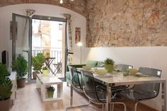 very close to the CCCB, the Passeig de Gracia and the Rambla del Raval - appartment in Barcelona - 6 people