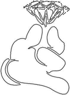 Mickey hand