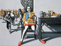 Chinese Contemporary Artist - Zhong Biao