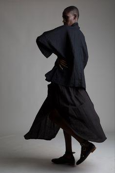 Vintage Y's Yohji Yamamoto Linen Jacket                              …