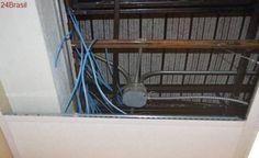 Detentos conseguem montar um PC para acessar a internet dentro da prisão