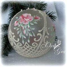 #OxiGra #Boże #Narodzenie #meri #christmas #hand #painted #decorative