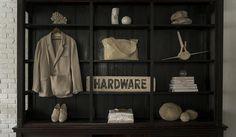 """ARTISAN SACK JACKET"" | OLD JOE Visual Display, Shelving, Artisan, Jackets, Decor, Craftsman, Decoration, Home Decoration, Decorating"