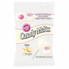 Candy Melts blanc wilton