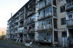 Заброшенные города Абхазии - Мастерок.жж.рф