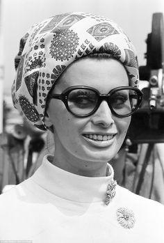 Bespectacled Birthdays: Sophia Loren