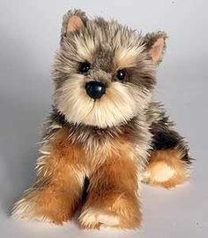 Yorkshire Terrier Plush $15.95