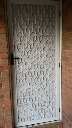 Atlas Swing Security Screen Door Security Screen Door Aluminum Screen Doors Screen Door