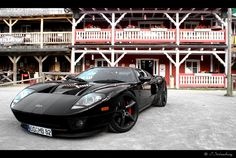 Geiger Cars Ford GT