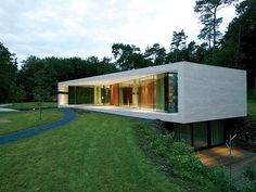 Modern House Design : Villa 1 by Powerhouse Company