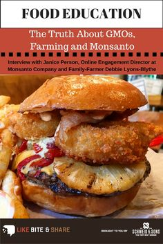 The Truth About GMOs, Farming and Monsanto - Schweid & Sons Info