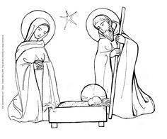 Rosaire/03 : la Nativité