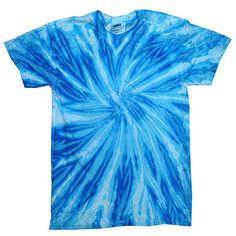 Twist Neon Blueberry Tie Dye