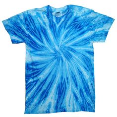 Twist Neon Blueberry Tie Dye