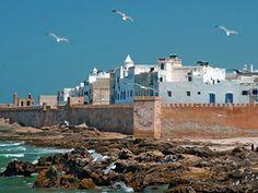 Medina of Essaouira : Daily Escape : Travel Channel