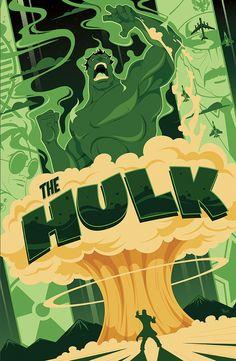 #Hulk #Animated #Fan #Art. (Hulk) By: MikeMahle. ÅWESOMENESS!!!™ AÅÅÅ+