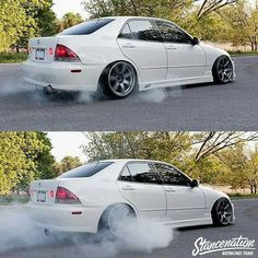 stanced is300