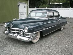 1951 Cadillac Series 62 $17,500