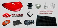 WIT Mold limited is a very professional mold maker. We specialize in making different kinds of injection molds for exporting worldwide, including:  Common custom plastic molds High precision molds Insert molding tools High Cavitation Injection Molds Large size molds Two Shot Molds Unscrewing Molds Gas Assist Molds Die Casting tools