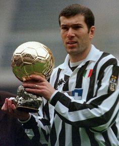 Zidane ~ juventus