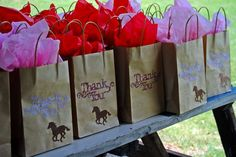 Cowboy and Cowgirl Birthday Party Ideas   Photo 1 of 18   Catch My Party
