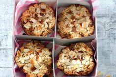 Het zoete in deze koekjes komt van de appels en de rozijnen. Extra suiker heb je dus helemaal niet nodig!- Recept - Allerhande