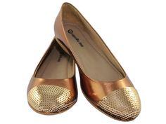 Sapatilha Cap Toe Paetê Bronze, DE R$99,90 POR R$79.90 + frete grátis! Para verificar a numeração e efetuar a compra é só entrar em contato pelo e-mail: vendas@sapatilhashop.com.br