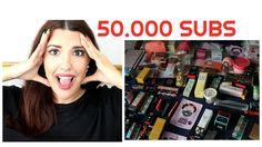 2.500€ ΔΩΡΑ ΓΙΑ ΕΣΑΣ! (50.000 SUBS GIVEAWAY) ● MarilliasChoice