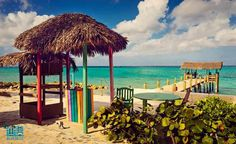 View of Nassau beach