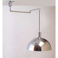 Modernist Swing Arm Ceiling Light By Franco Albini